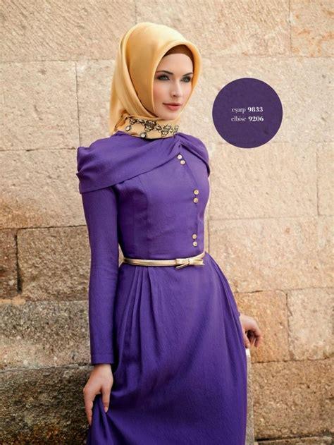 Simple Turkish Hijab Styles
