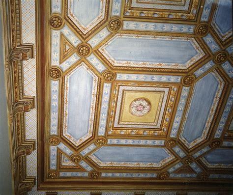 soffitti dipinti sols interni di prestigio soffitti dipinti in