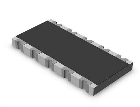 how does a resistor array work exba10 resistor array mysolidworks 3d cad models