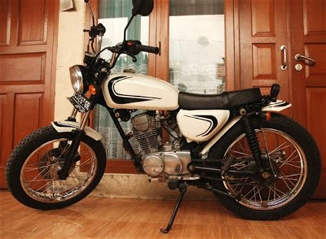 Stang Rg Retro For Mp Gl Tiger honda cb 100 gelatik 1974 custom japstyle classic and vintage motorcycles