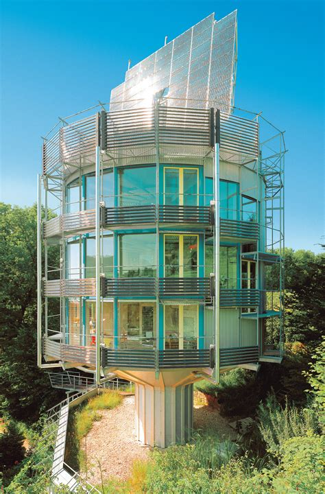 rotating house from the home front unusual unsettling or rotating