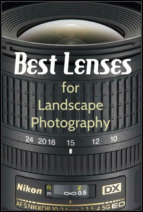 best lenses for landscape photography mckinnell