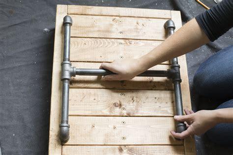 diy firewood rack pipe firewood rack diy how to make an industrial firewood holder