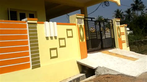 House Elevation by Independent House For Sale At Visakhapatnam At Papayyaraj