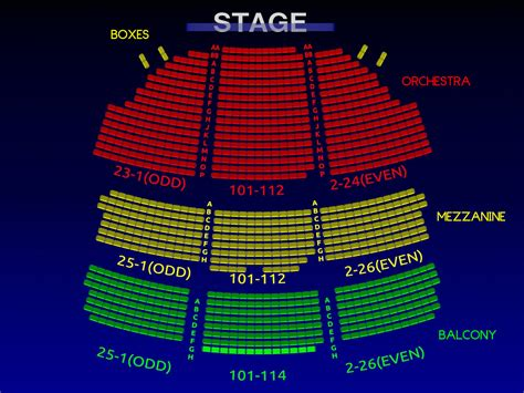 sa house music charts cort theatre broadway seating chart history information