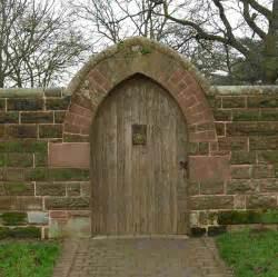Albemarle home through the garden gate