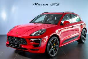 Porsche Macan Gts Porsche Macan Gts Launched In Malaysia Rm710k Image 509728