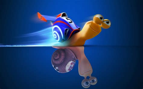 Turbo Snail Wallpaper