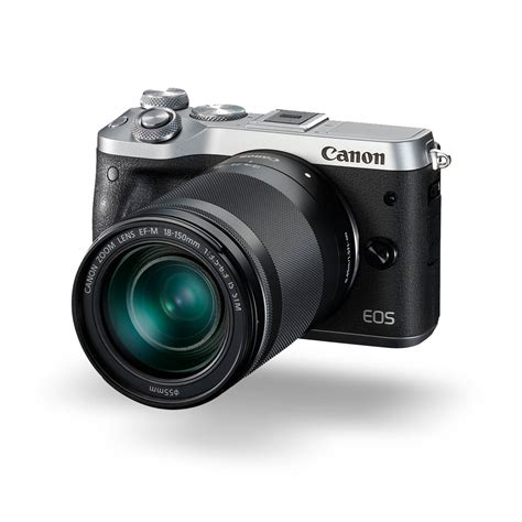 Kamera Canon M6 eos m6 mirrorless for vloggers canon new zealand