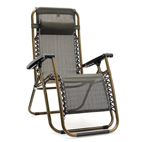 sports recliner chairs kingso sports brown zero gravity recliner chair