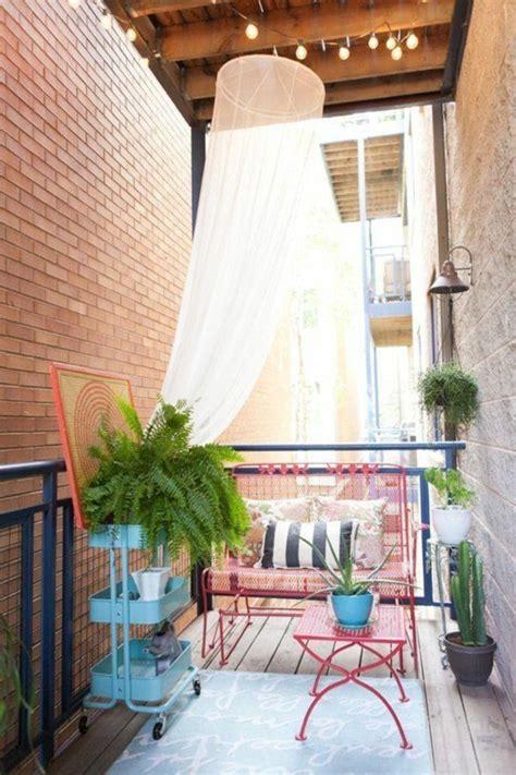 terrasse verschönern design orientalisch balkon