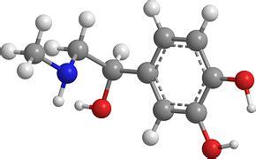 illustration chemistry adrenaline  image