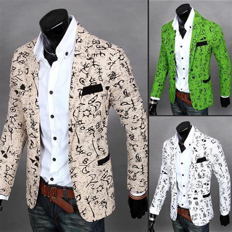 Blazer Uniqee unique blazers mens trendy clothes