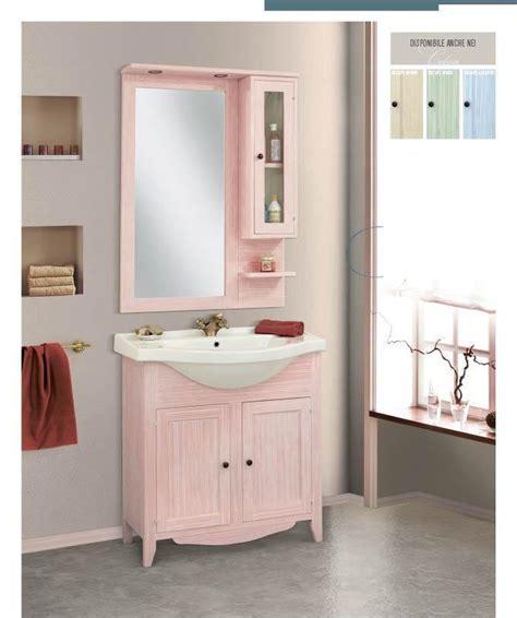 arredo bagno venezia arredo bagno mobile classico decape rosa venezia cm 85x50
