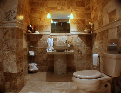 luxury travertine bathroom travertine bathroom designs