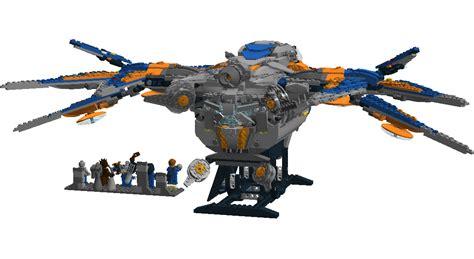 Lego Guardian Of Galaxy 3 lego ideas guardians of the galaxy the xl