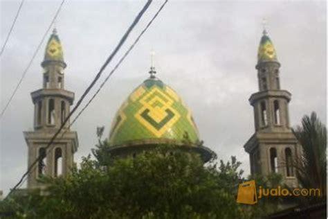 Karpet Masjid Warna Warni kubah masjid warna warni enamel galvalum harga murah