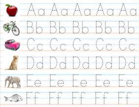 handwriting templates for preschool set of 3 laminated alphabet number sheets for writing
