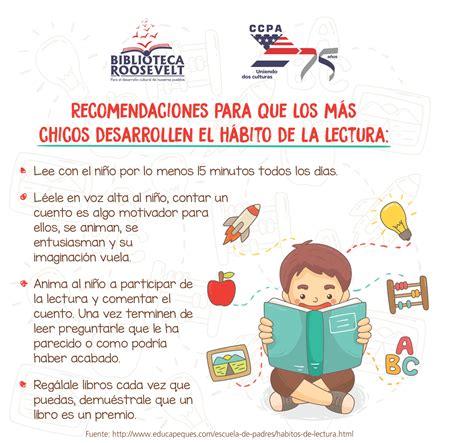 recomendaciones de libros para leer en pareja recomendaciones para desarrollar el h 225 bito de la lectura centro cultural paraguayo americano