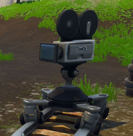 where fortnite cameras fortnite in front of different cameras challenge