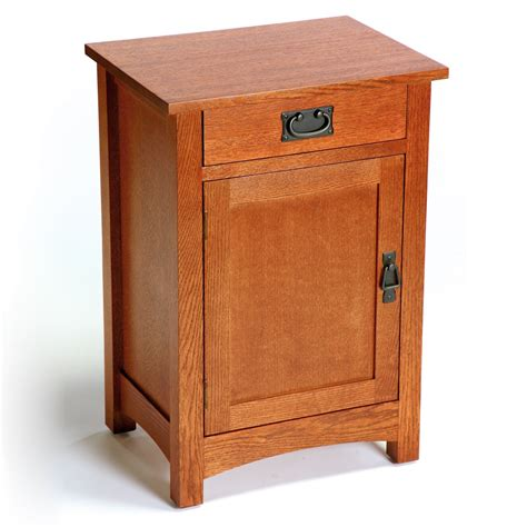 Telephone Cupboard Mastercraft Collections 9185 Mission Telephone Stand