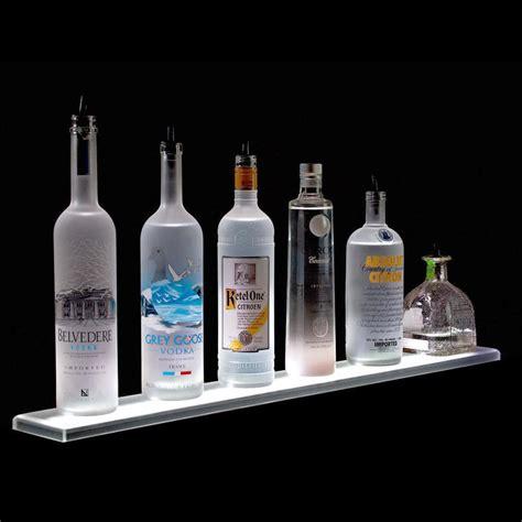 beverage air ls3 36l 36 quot liquor shelf with built in led