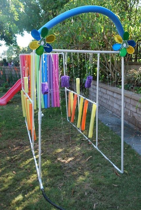 backyard splash pad diy 25 best ideas about splash pad on pinterest backyard
