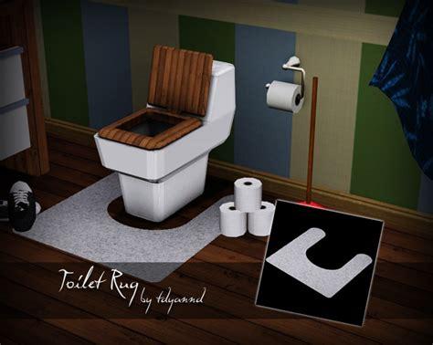toilet rugs tdyannd s bathroom clutter toilet rug