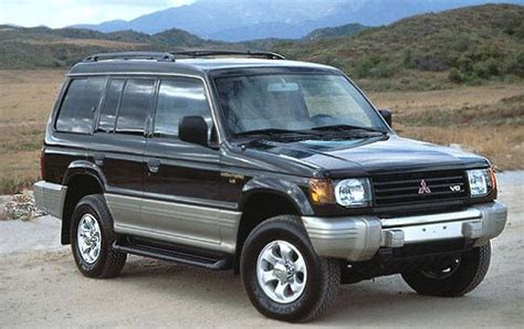 how petrol cars work 1997 mitsubishi montero sport interior lighting used 1997 mitsubishi montero for sale pricing features edmunds
