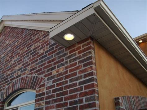 Outdoor Soffit Light Brighton Electric Soffit Recessed Lighting Exterior Lighting Recessed Pinterest Lights