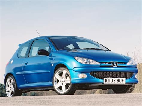 buy new peugeot 206 peugeot 206 1998 2009 new used car review which