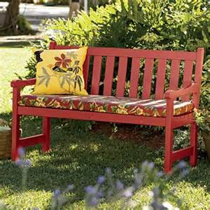 painted outdoor benches click to view larger image s