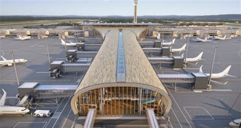 Design Engineer Oslo | 12th award for oslo airport design standby nordic