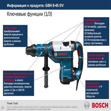 Mesin Bor Bosch Bekas harga jual bosch gbh 8 45 dv mesin bor tembok professional