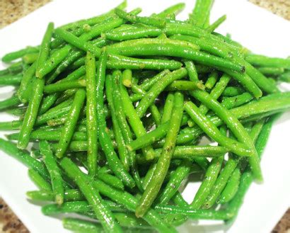 Fashioned Side Garlicky Green Beans by Garlicky Green Beans In Olive Tasty Kitchen A Happy