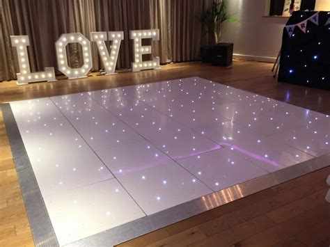 china portable led wedding dance floor light starlit led dance floor tiles  sale china led