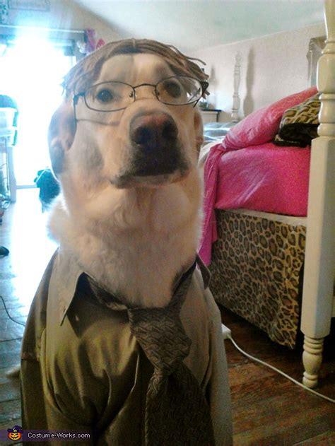 dwight  schrute dog costume