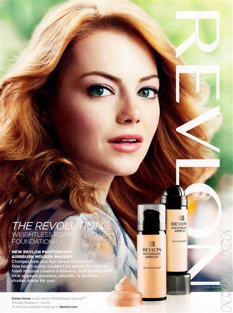 Makeup Ads s new revlon ad revlon makeup models and revlon