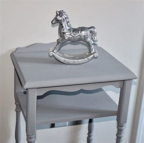 country chic table furniture refresh side table makeover with country chic paint