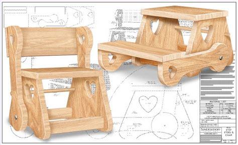 Newborn Stool Patterns by 1000 Images About Step Stool Projects On