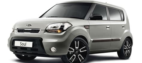 Kia Soul Accessories Uk Kia Soul Tempest Launched In The Uk Autoevolution