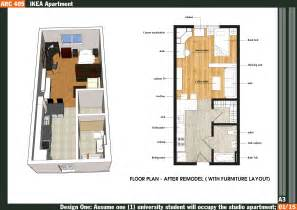 ikea small apartment floor plans arcbazar com viewdesignerproject projectapartment design