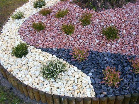 imagenes de jardines con gravilla colores de piedras para jardin holidays oo