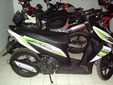 Sparepart Honda Vario 2008 sold dijual sepeda motor honda vario rp 13 1 juta jual