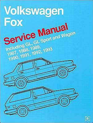 car repair manuals online free 1991 volkswagen type 2 spare parts catalogs service manual 1992 volkswagen fox service manual free 1992 volkswagen vw fox original 18