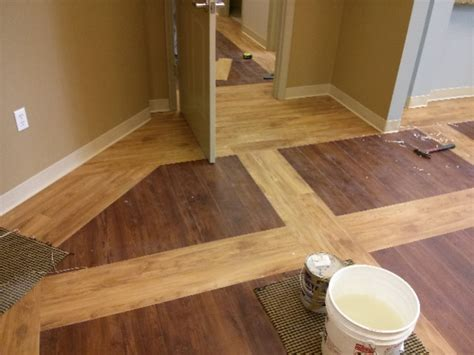Commercial Vinyl Plank Flooring Commercial Vinyl Plank Flooring Picture Post Contractor Talk