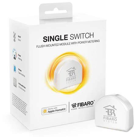 fibaro single switch met apple homekit wifimedia
