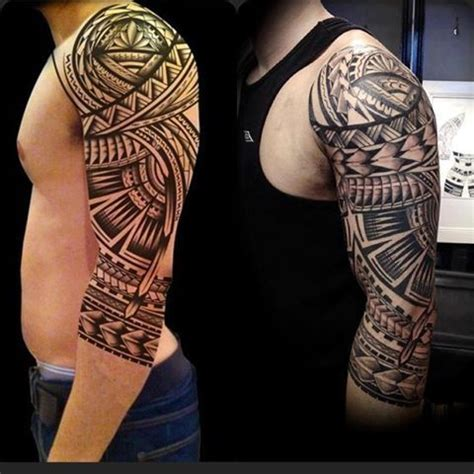 aztec tattoo sleeve 25 best ideas about aztec tribal tattoos on