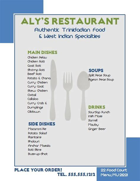 templates for flyers in publisher free template for a restaurant flyer made with microsoft