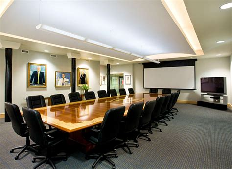 boad room purple boardroom the national wwii museum new orleans